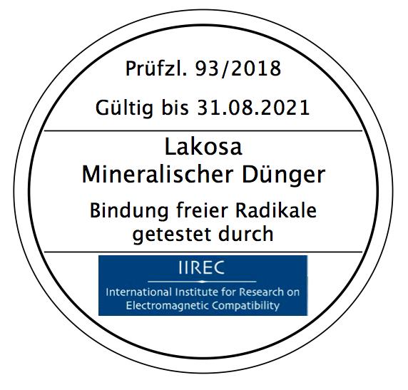 Mineralischer Dünger