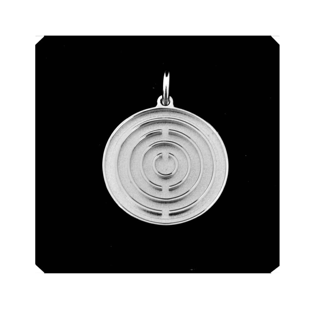 Amulett Silber klein